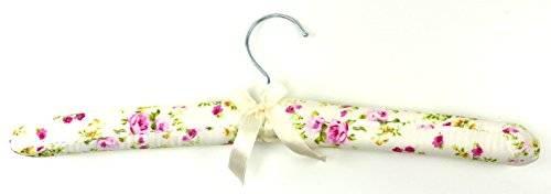 Kleiderbugel Stoff Gepolstert 38cm Mit Schleife Blumen Viele Motive