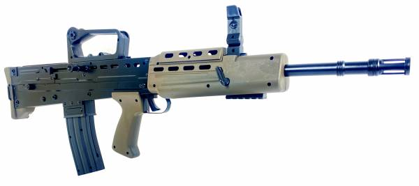 Softair Gun Airsoft Gewehr Tactical Commando Rifle 78cm Federdruck Kids Toy 0,5J