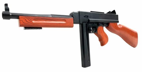 Softair Gewehr Stab Magazin 300 Schuss 80cm 0,5J