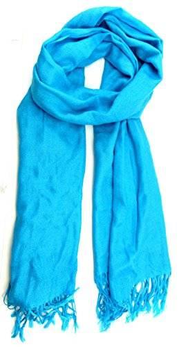 viele Damenschals-Herren-Schal-Winter-Schals-XL-Schal-warme Schals für Sie und Ihn (türkies)