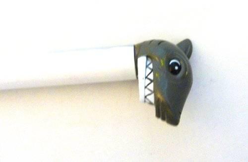 Spielzeug Tiergeräuschröhren - toller Spass jung und alt (Hai)