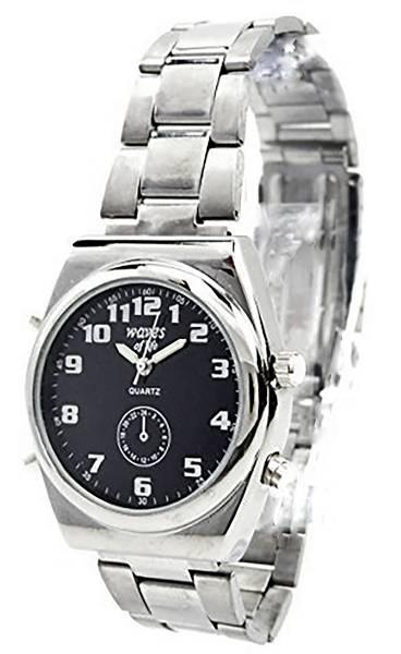 elegante schlichte und klassische Metall Armbanduhr für Sie und Ihn Ox20