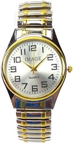 hochwertige Designer Piloten Armbanduhr DG Trendit Rosda Gold Silver U80-1