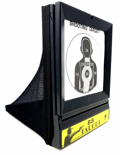 Softair Zielscheibe Airsoft Shooting Paper Target 25cm