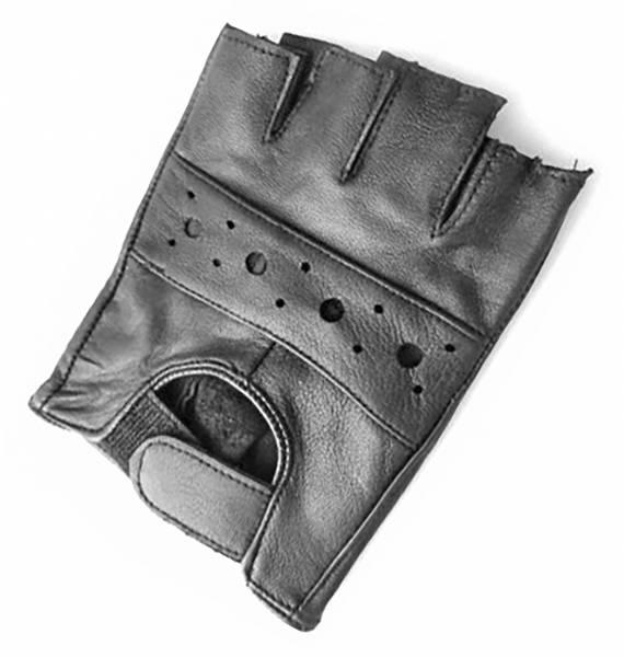 Handschuhe schwarz Herren Damen Sport Handschuhe Fäustlinge Finger Handschuhe Biker Halb Finger Sport Handschuhe 3774
