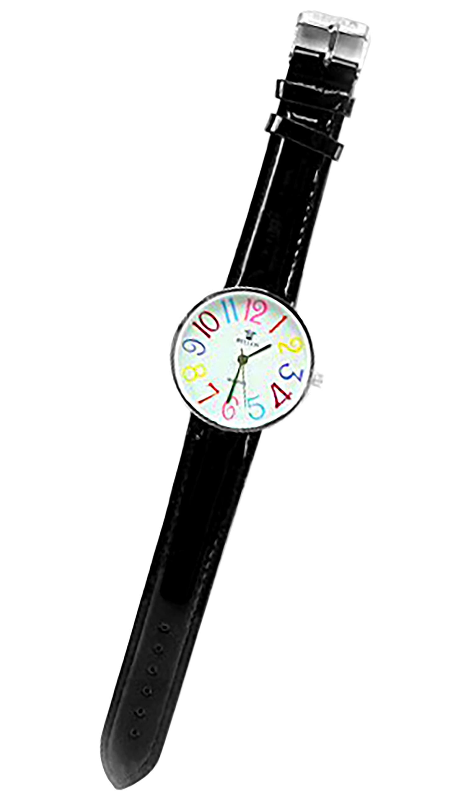 9753a9db3edefc ... Vorschau  Tolle Marken Uhr mit knalligen Farben in schönem Design  SCHWARZ UA2. Armband-Uhr Herren Damen-Uhren ...