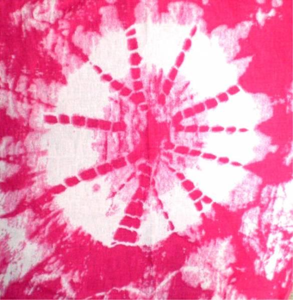 Tuecher Nickituch neon Batik-Style bunt Regenbogen Design Herren Damen universal Tuch Bandana paisl. Kopftuch Palesti. Scarf Halstuch Armband Zantana Nikituecher ca 55x55cm 5076