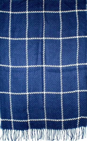 XXL Poncho Herren Doppel Ponchos Damen Poncho Wende Poncho Stola Strickjacke Überwurf Poncho Strick Sweatshirt Pullover Umhang Überwurf blau Einheitsgröße edles Design 4778
