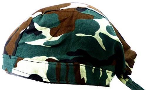 Kopftücher Bandanas Headscarf 2423 Bandannas für Kinder und Erwachsene (camo)