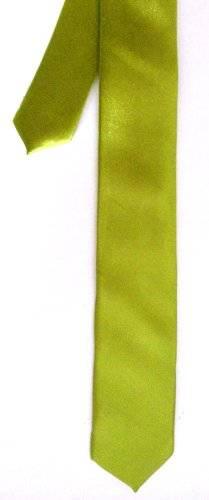 edle Designer Krawatte Top Design neongrün