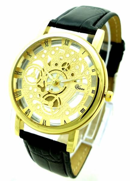 Armbanduhr Herren-Uhr Designer Watch 4119 MCGOLD