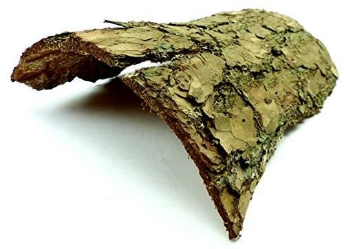 Terrarium-Chinchilla-Holz-Rennmäuse-Unterschlupf-Wurzel Unterschlupf #19