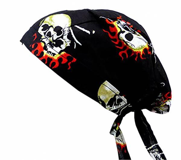viele Kopftücher Bandanas Headscarf Bandannas für Kinder und Erwachsene (Skull Sun)