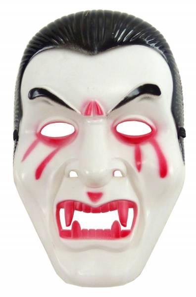 Masken Karneval Halloween Vampir-Maske Fasching Maskerade Gesichtsmaske