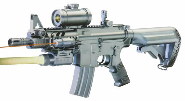 Elektro Softair Gewehr Komplett Set 0,5 Joule