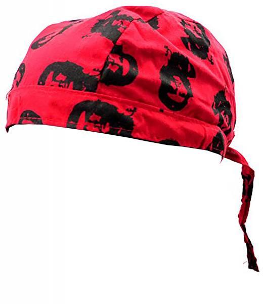 Kopftuch-Herren Damen-Kopftuecher Kinder Headscarf Bandannas für Kinder und Erwachsene (Kuba Red)