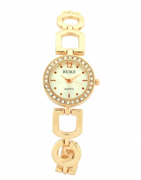 Damen-Uhr rose-gold Frauen Armband-Uhren Markenuhr Klassische Designer Uhr Gold Watch