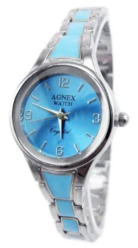 Damenuhr Designer Uhr Metall Armband Uhr edle Armbanduhr in Silber Absolutes Designer Stück TK