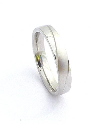 edle Edestahl Ringe für Sie und Ihn hochwertige Verarbeitung viele Modelle (60, S4)