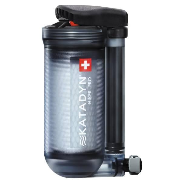 Wasserfilter mobil Katadyn Hiker Pro transparent 1150L