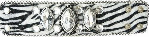 "Armband 1866 Damenarmband Africanstyl Motiv ""Zebra"" extravagant und schick"