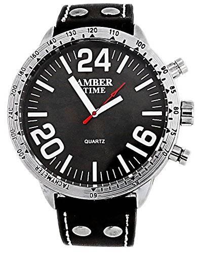 Uhren Top Designer Armbanduhr 3029 Herren-Uhr U Boot Uhr Amber Black