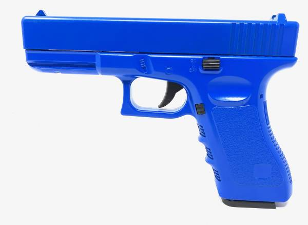 Softair Gun Airsoft Metall Federdruck Pistole P15B 19cm 0,49 Joule