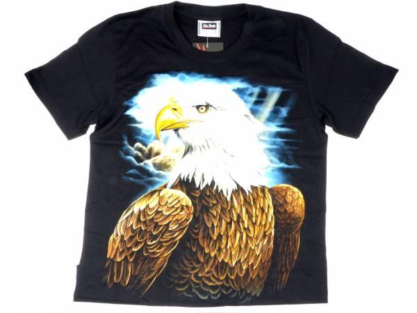 T-Shirts schwarz 3D Design Party leuchtet im dunkeln M-XL
