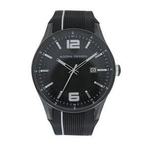 Uhren Adora Herren Damen Armband-Uhr schwarz mit Datum Limited Edition Uhr Armbanduhr der Extraklasse! Men Woman Adora Designer Watches black Outlet Sale 5117