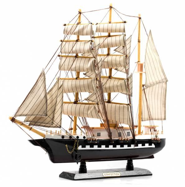 wunderschönes handgefertigtes Dekorations Schiff für Sammler #2