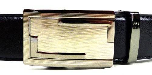 Guertel 3475 edler Luxus Automatik-Gürtel stufenlos einstellbar 115cm OL2