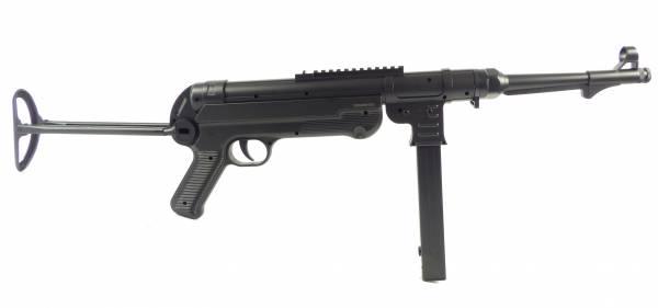 Softair Gun Airsoft Kunststoff Gewehr mit Schulterstütze 85cm 0,5 Joule