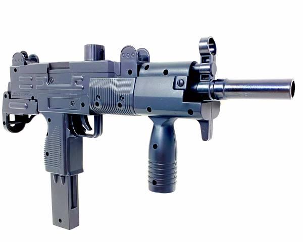 Softair Pistole UZI 2in1 Federdruck 33cm 0,5 Joule