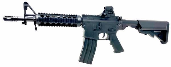 Softair Gewehr Airsoft Rifle 80cm 0,49 Joule Black