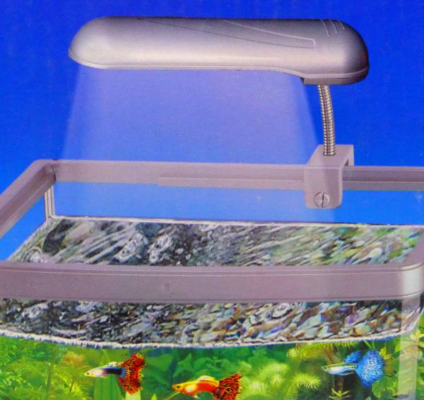 Aquarium-Licht 6500 Pflanzen-Lichter Klemm-Leuchte Universal Water-Light