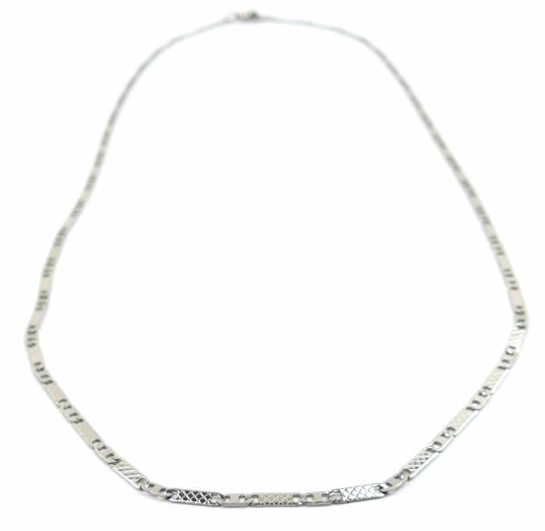Ketten 4562 Silberkette Halskette Für Sie und Ihn Silver Chain Unisex Necklace