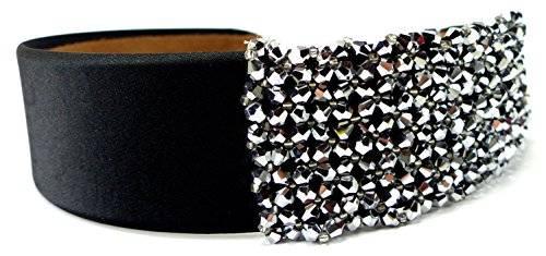 Haar-Reifen Designer Haar-Klammer 2332 Haar Reif Strass viele Modelle Ux44-2