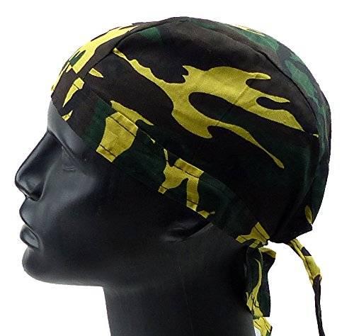 Kopftücher Bandanas Headscarf 2456 Bandannas für Kinder und Erwachsene (Camo Jungle)