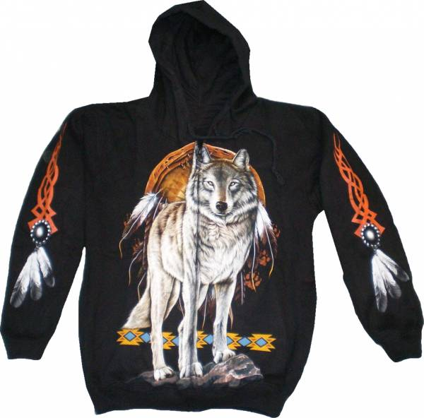 Hoodie 4624 Herren Damen Jacke Pullover Kaputzen Jacke black Sherpa Hoodie Sweatshirt Kaputzen Pulli #3
