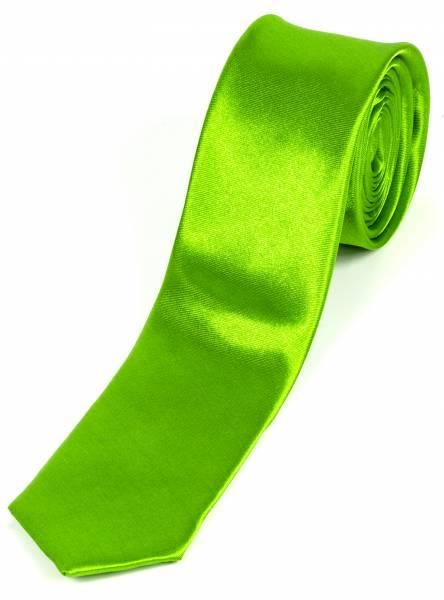 Motto-Krawatte Schlips Green Einfarbig Handgefertigt Klassik Grün