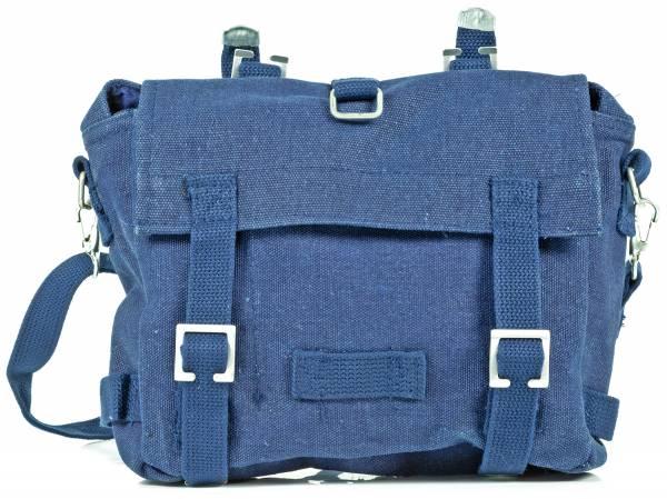 Bundeswehr Militär Kampftasche Schulter-Taschen Tactical Backpack BW Marine Blau