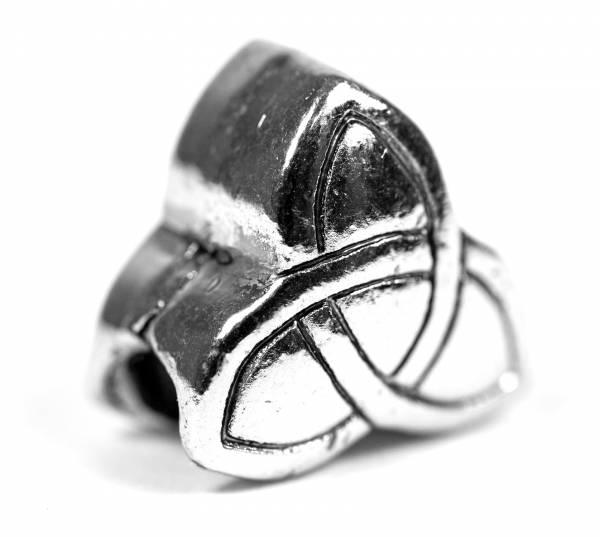 Beads-Charms Schmuck-Anhänger Unisex Zwischen-Element Hexen Pentagram Motiv