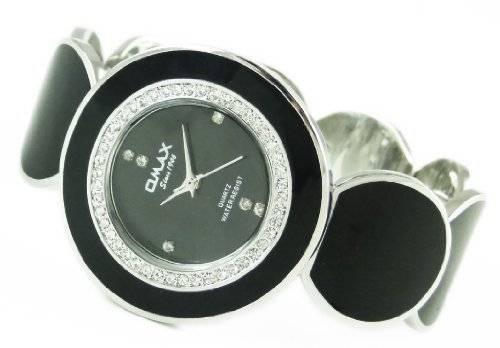 Damenuhr Marken Schmuck 1678 hochwertige Damen Uhr Black Shadow 25-5