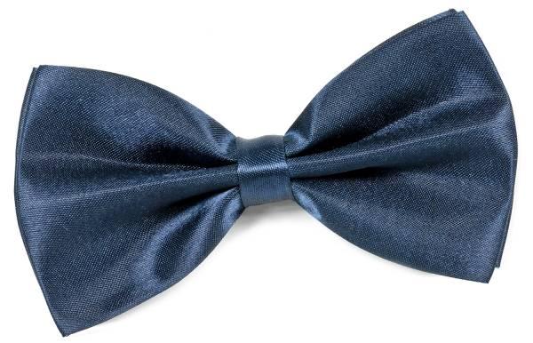 Premium Vorgebundene Herren Damen Motto Anzug Fliege Maritim Blau