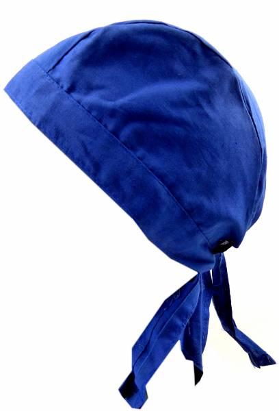Kopftuch 4492 Kopftuecher Marine Bandana Headscarf Bandannas für Kinder und Erwachsene (blau)