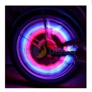 Fahrrad-LIcht LED Speichen-Lichter Speichenreflektor Led Beleuchtung