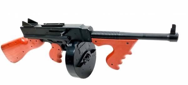 Softair Gewehr Trommel Magazin 800 Schuss 83cm 0,5J