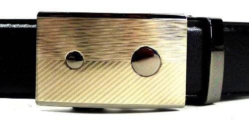 Guertel 3951 edler Luxus Automatik-Gürtel stufenlos einstellbar 110cm OP2