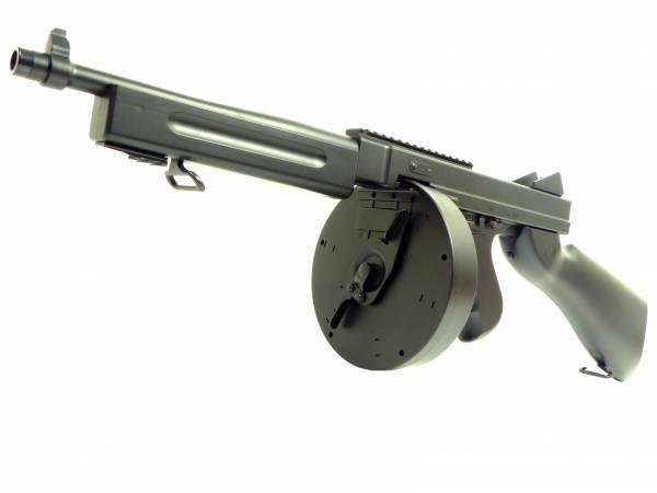 Softair Gewehr elektrisch Trommel Magazin 800 Schuss 83cm 0,5J